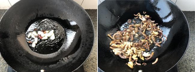 Mướp vào mùa, làm ngay món mướp xào bạch tuộc ăn thật chuẩn vị ngon cơm!-2