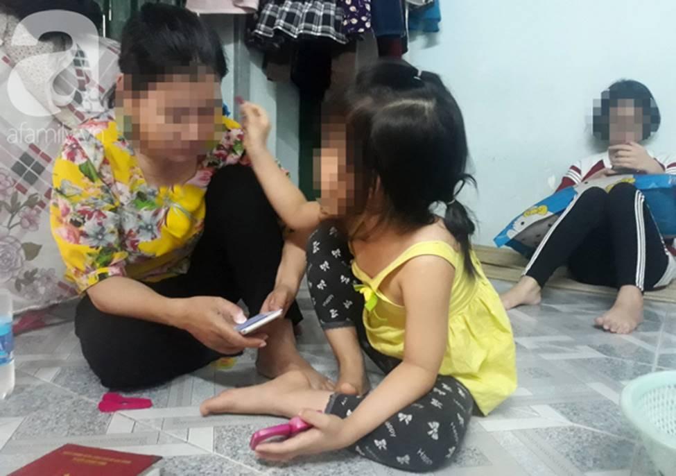 Gần một tháng, người mẹ mòn mỏi chờ công lý, đau khổ khi con gái 5 tuổi nghi bị gã xe ôm 60 tuổi dâm ô trong phòng trọ ở Sài Gòn-3