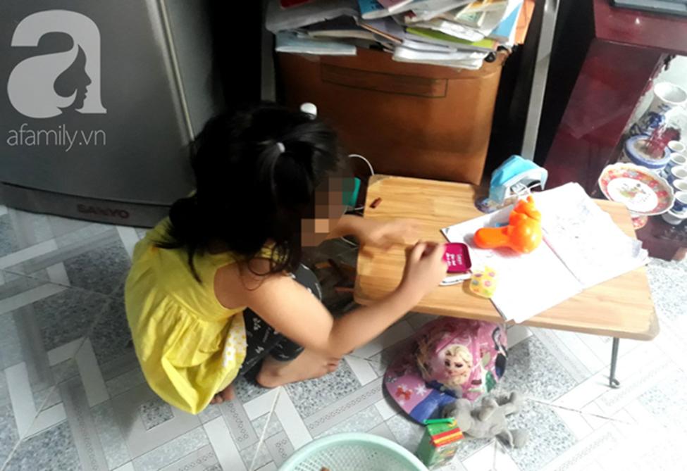Gần một tháng, người mẹ mòn mỏi chờ công lý, đau khổ khi con gái 5 tuổi nghi bị gã xe ôm 60 tuổi dâm ô trong phòng trọ ở Sài Gòn-4