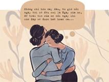 Bao lâu rồi chúng ta quên nói với mẹ lời yêu, nợ mẹ lời xin lỗi và một vòng tay ôm?