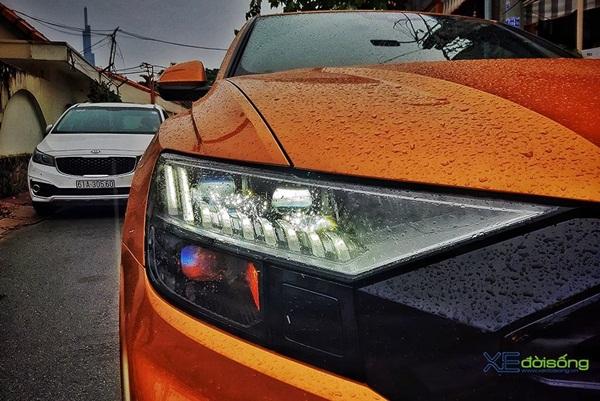 Audi Q8 đầu tiên ở Việt Nam lượn phố Sài Gòn-4