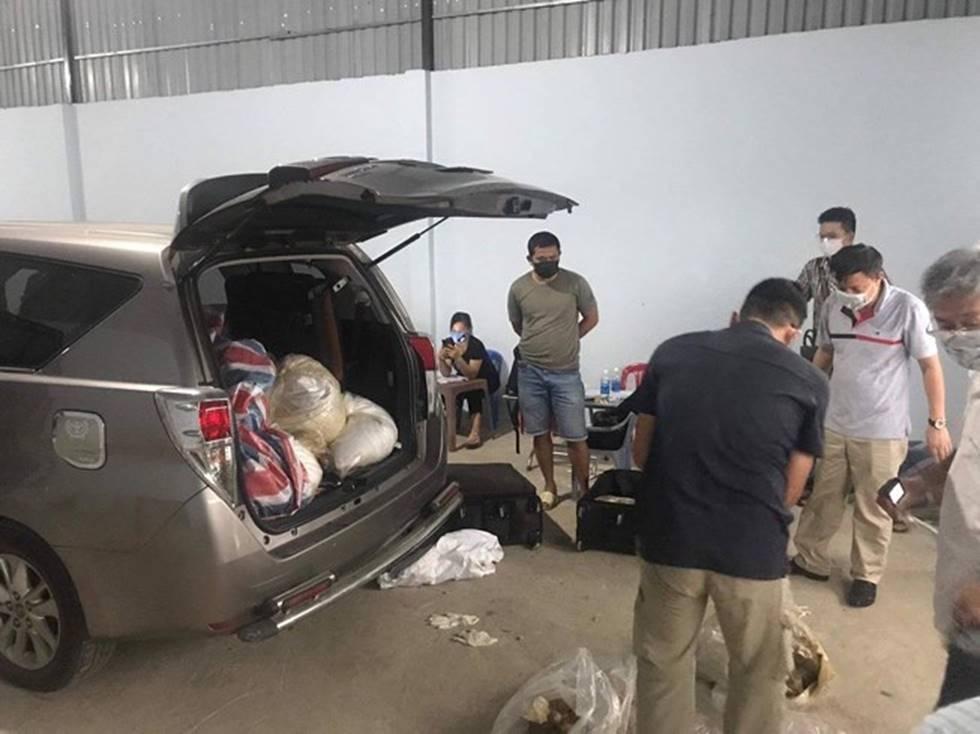TP.HCM: Bắt nửa tấn ma túy hảo hạng trị giá 500 tỉ đồng của nghi can người Trung Quốc-3