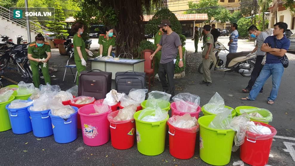 Cận cảnh lô ma tuý khủng trị giá 500 tỷ đồng vừa bị thu giữ ở Sài Gòn-7