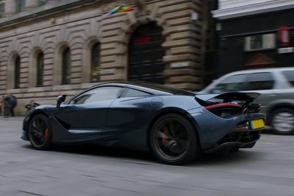 Dàn xe hoành tráng trong phim bom tấn Fast & Furious 9-2