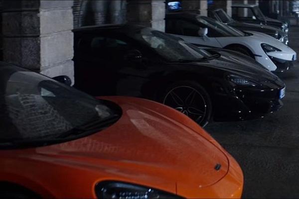 Dàn xe hoành tráng trong phim bom tấn Fast & Furious 9-3