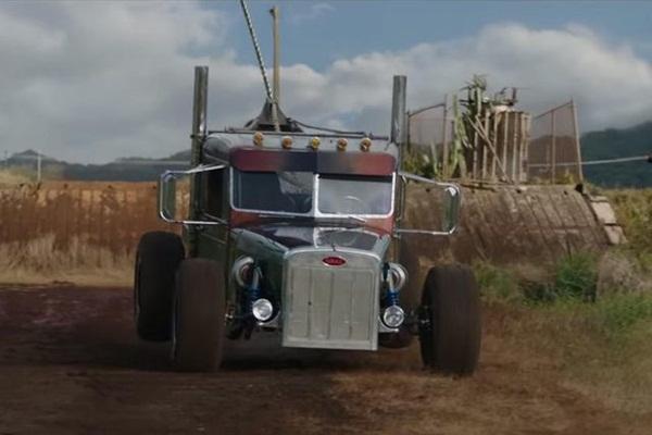 Dàn xe hoành tráng trong phim bom tấn Fast & Furious 9-9