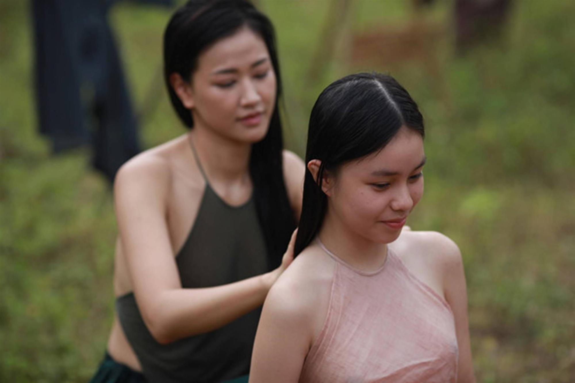 Nhan sắc cô gái Việt đóng cảnh nóng năm 13 tuổi trong phim Vợ ba-2