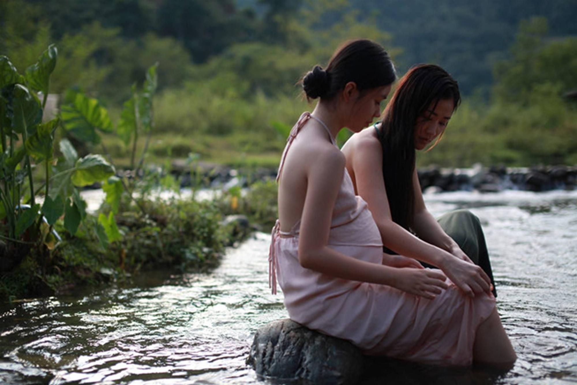 Nhan sắc cô gái Việt đóng cảnh nóng năm 13 tuổi trong phim Vợ ba-4
