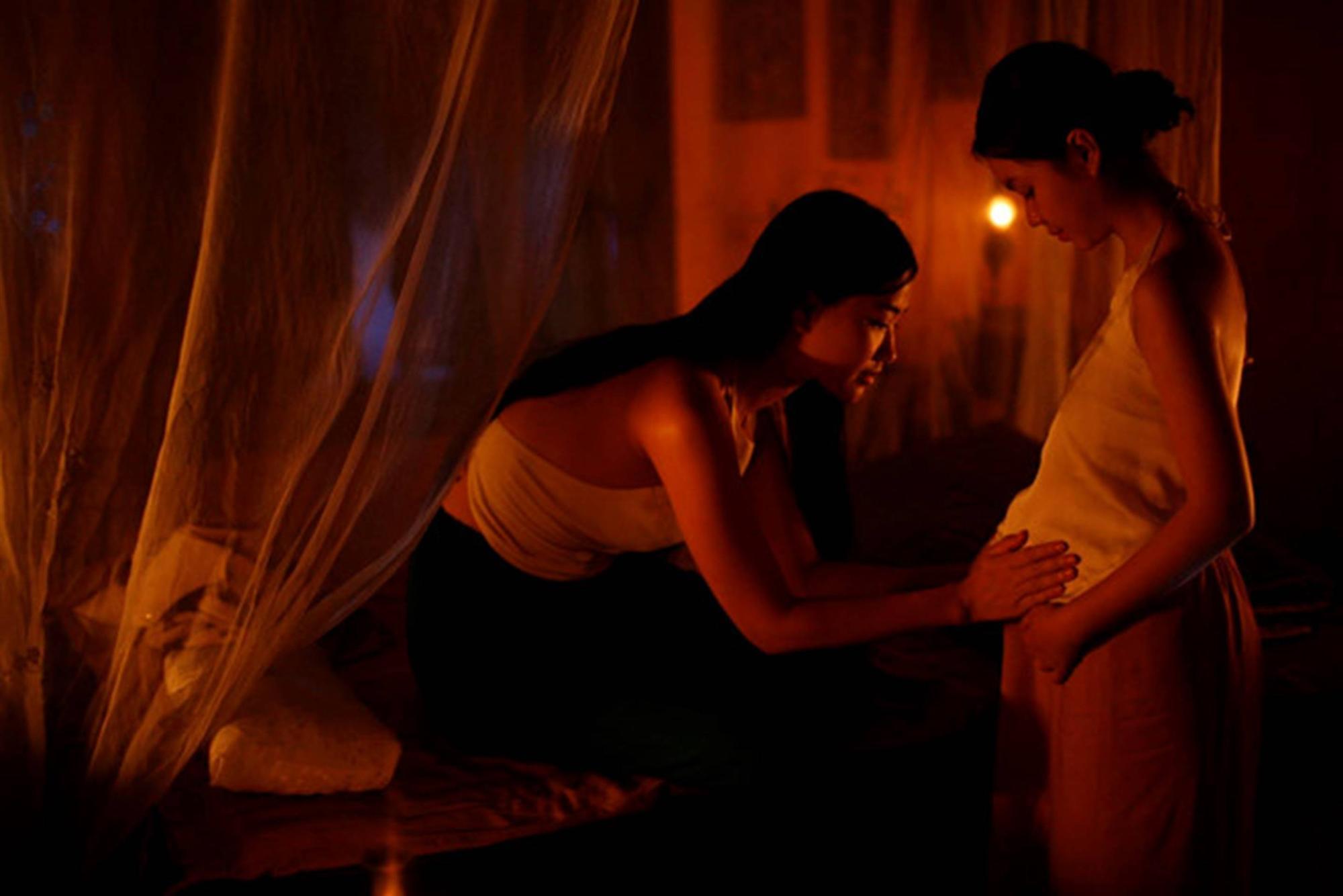 Nhan sắc cô gái Việt đóng cảnh nóng năm 13 tuổi trong phim Vợ ba-5