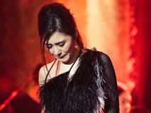 Hương Tràm phải tiêm thuốc kháng sinh để có thể hát trong đêm diễn tạm biệt khán giả Hà Nội