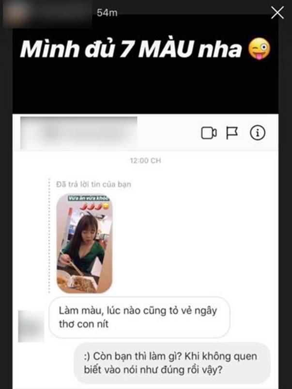 Bị anti-fan comment soi mói, bạn gái Lâm Tây phản dame rồi còn sửa luôn lỗi chính tả như cô giáo thế này!-3