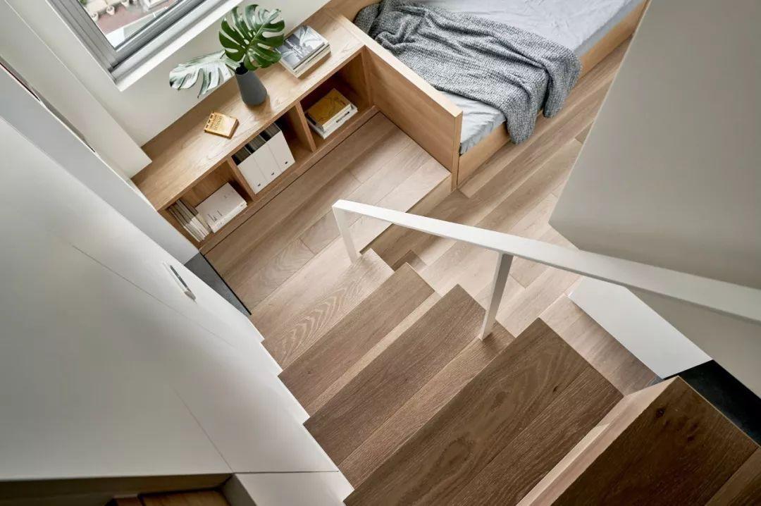 Căn hộ của cô gái độc thân chỉ 17.6m² mà ngỡ như 76m² với cách thiết kế thông minh-10