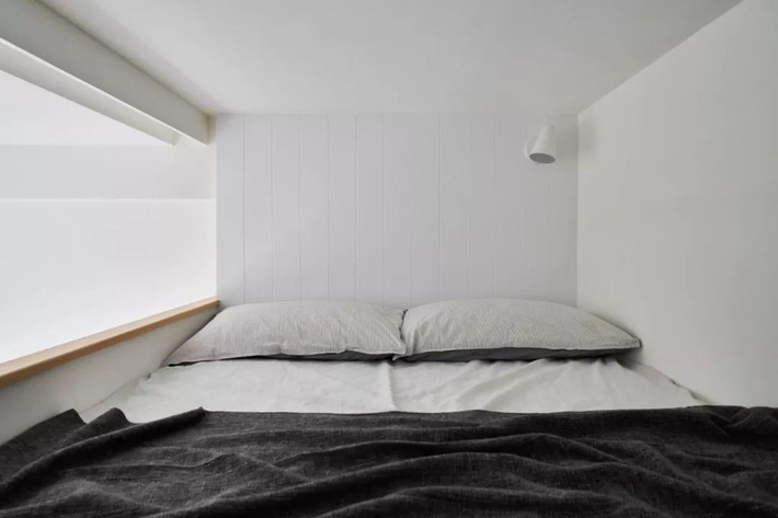 Căn hộ của cô gái độc thân chỉ 17.6m² mà ngỡ như 76m² với cách thiết kế thông minh-16