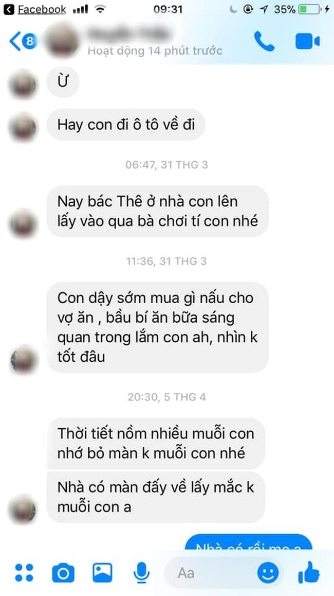 Có một người mẹ mang tên mẹ chồng: Thấy vợ chồng con trai cãi nhau liền ra tay xử lý, đọc tin nhắn mà ai nấy rưng rưng-2