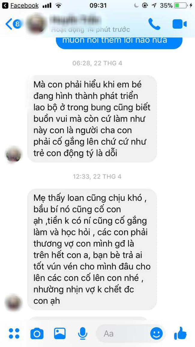 Có một người mẹ mang tên mẹ chồng: Thấy vợ chồng con trai cãi nhau liền ra tay xử lý, đọc tin nhắn mà ai nấy rưng rưng-3