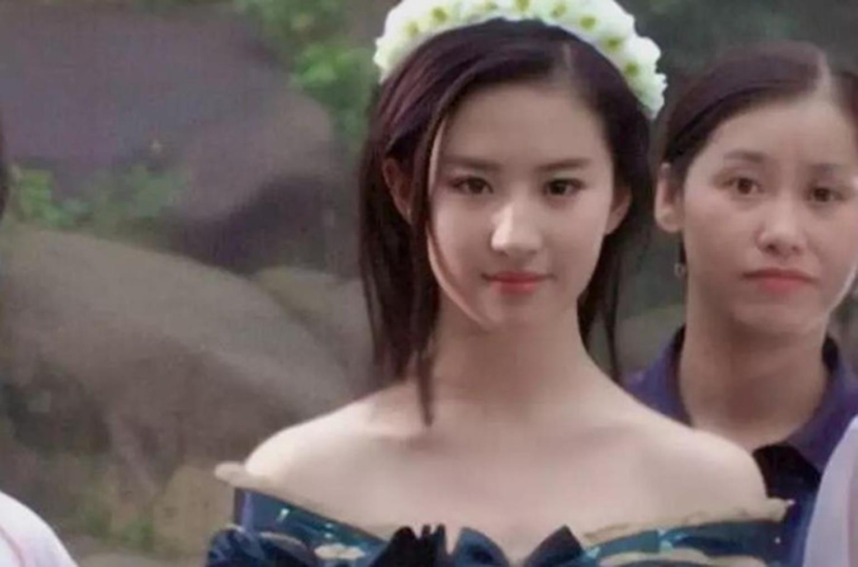 Lưu Diệc Phi: 16 tuổi đẹp không tì vết, đến khi 21 còn xinh hơn tiên-5