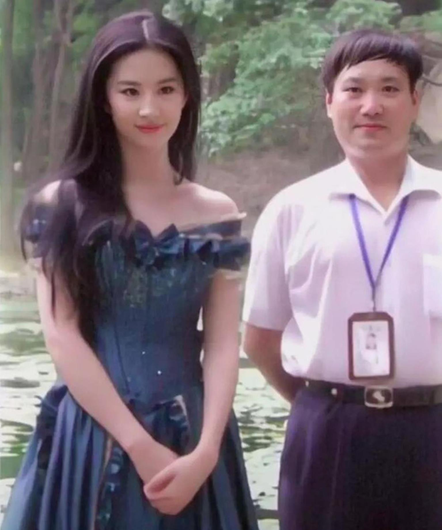 Lưu Diệc Phi: 16 tuổi đẹp không tì vết, đến khi 21 còn xinh hơn tiên-7