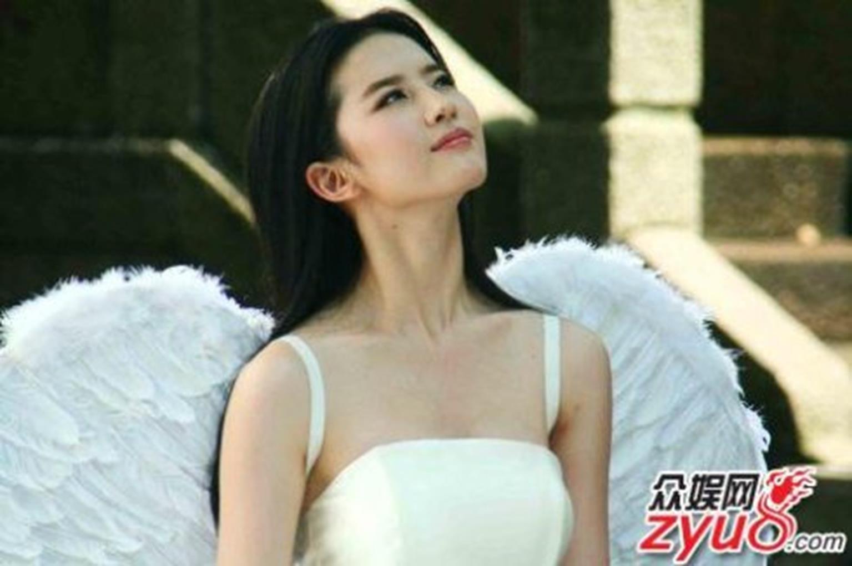 Lưu Diệc Phi: 16 tuổi đẹp không tì vết, đến khi 21 còn xinh hơn tiên-10
