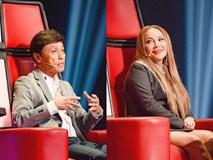 """The Voice """"hack não"""" với luật chơi kỳ dị, Thanh Hà - Tuấn Hưng liên tục gây đau tim khi loại học trò thẳng tay"""