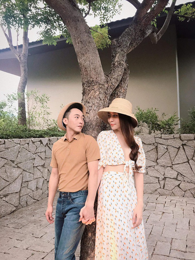 Thay vì nói lời yêu thương Đàm Thu Trang như thường lệ, Cường Đô La giờ lại ngọt ngào với một người phụ nữ khác-2