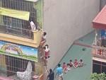 Cháy trường mầm non ở Hà Đông: Ông nội kể phút liều mình lao vào đám cháy giải cứu cháu nhỏ-4