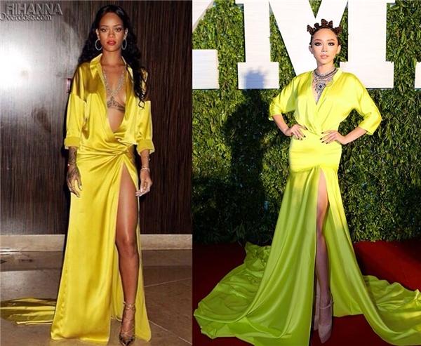 Tóc Tiên dọa oánh ai nghi ngờ mình mặc váy nhái siêu mẫu Kendall Jenner tại Met Gala 2019-7