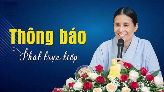 Bà Phạm Thị Yến thi thoảng xuất hiện ở chùa Ba Vàng nhưng không lưu trú qua đêm-3