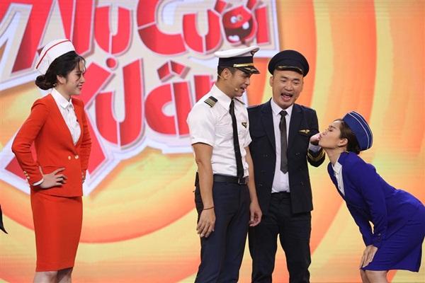 Lâm Vỹ Dạ bị mạng xã hội đồng loạt công kích suốt ngày đòi hôn môi Trương Thế Vinh, lợi dụng tình xưa với Anh Đức đánh bóng hình ảnh-3