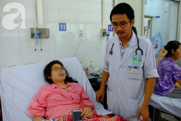 Thương tâm: Sau khi sinh con đầu lòng, sản phụ 19 tuổi bị suy tim, suy thận nguy kịch đã tử vong-1