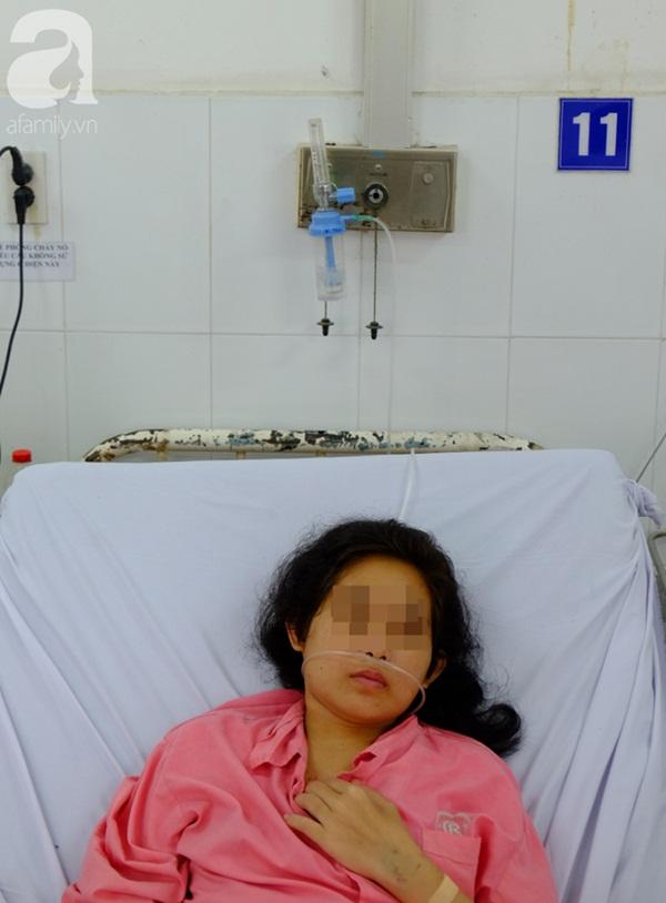 Thương tâm: Sau khi sinh con đầu lòng, sản phụ 19 tuổi bị suy tim, suy thận nguy kịch đã tử vong-2