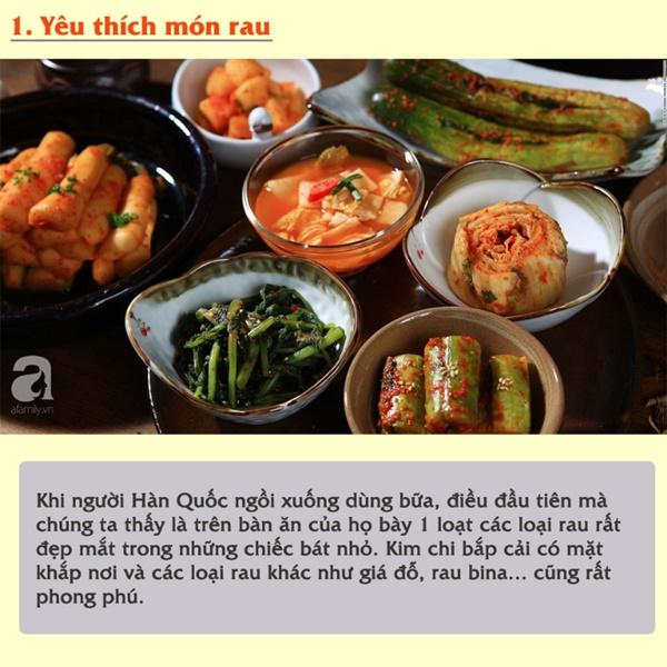 Các cô gái Hàn Quốc ăn rất nhiều nhưng họ không bị béo: Đây chính là bí quyết cho chị em học theo-1