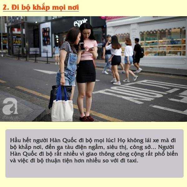 Các cô gái Hàn Quốc ăn rất nhiều nhưng họ không bị béo: Đây chính là bí quyết cho chị em học theo-2