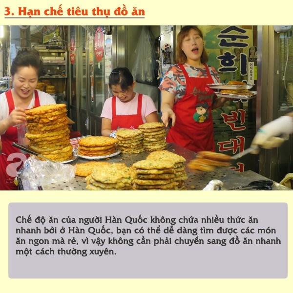 Các cô gái Hàn Quốc ăn rất nhiều nhưng họ không bị béo: Đây chính là bí quyết cho chị em học theo-3