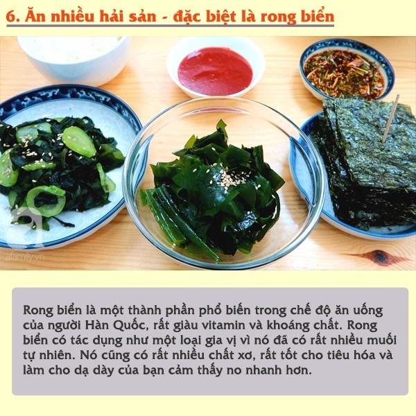 Các cô gái Hàn Quốc ăn rất nhiều nhưng họ không bị béo: Đây chính là bí quyết cho chị em học theo-6