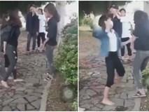 Bảo vệ bạn, nữ sinh ở Quảng Bình bị đánh gần 1 tiếng đồng hồ