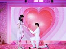 Màn cầu hôn của thiếu gia tỷ đô: Hộp và nhẫn kim cương đặc biệt khủng, biểu cảm