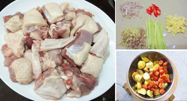 Cách nấu cà ri vịt chuẩn vị thơm ngon đậm đà khó cưỡng-2
