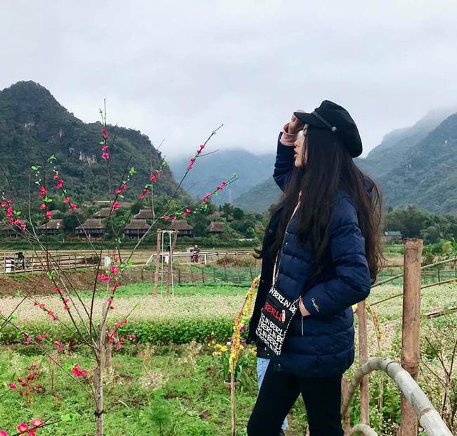 """Công chúa"""" 14 tuổi nhà Quyền Linh: Cao 1m7, sở hữu vẻ đẹp mong manh và được ví là bản sao của Trương Bá Chi-8"""
