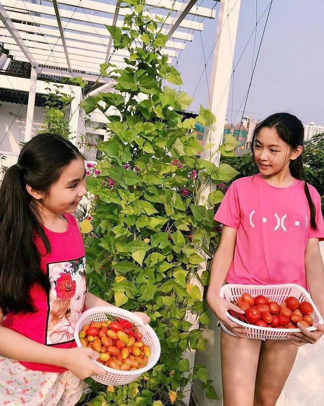 """Công chúa"""" 14 tuổi nhà Quyền Linh: Cao 1m7, sở hữu vẻ đẹp mong manh và được ví là bản sao của Trương Bá Chi-15"""