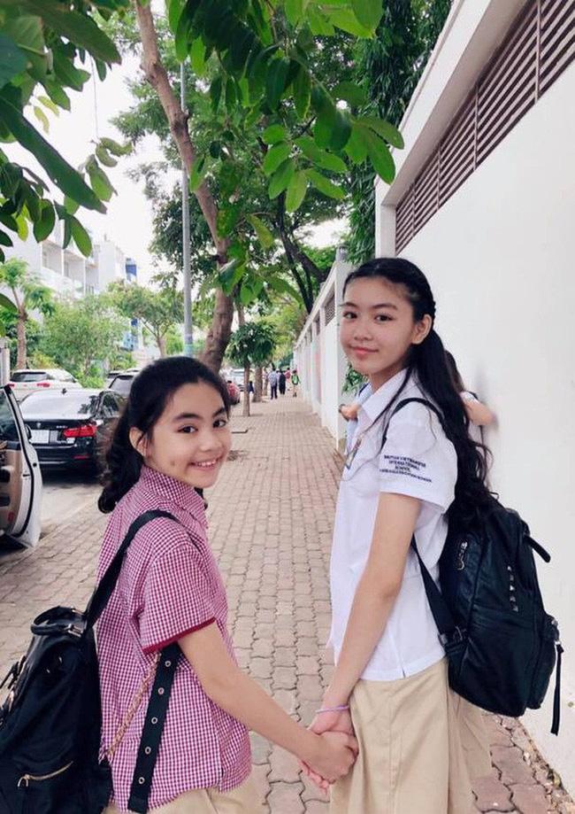 """Công chúa"""" 14 tuổi nhà Quyền Linh: Cao 1m7, sở hữu vẻ đẹp mong manh và được ví là bản sao của Trương Bá Chi-13"""