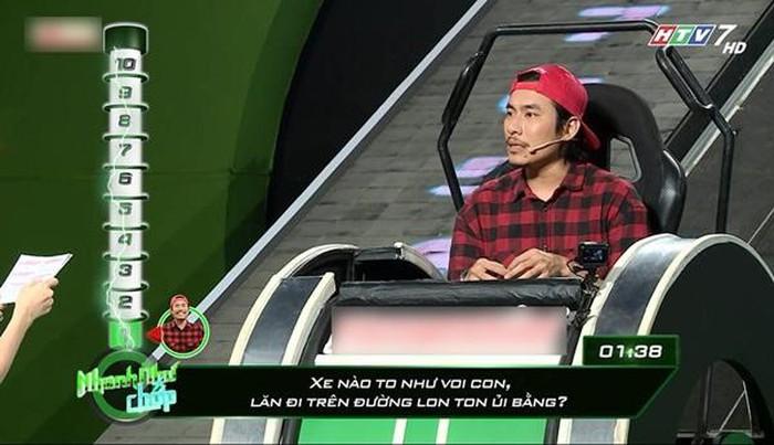 Những lần Hari Won khiến người chơi điên đầu vì đọc câu hỏi đã lơ lớ còn rùa bò tại gameshow Nhanh Như Chớp-8