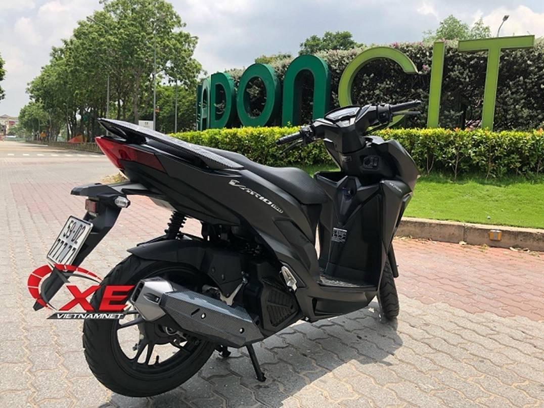 Trúng biển ngũ quý 7, xe máy Honda đội giá hơn 400 triệu-3