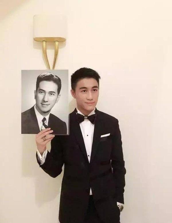 Vua sòng bạc Macau Hà Hồng Sân thời trẻ: Đẹp trai, giàu có, hoàn hảo hơn tất cả các nam thần trong ngôn tình-7