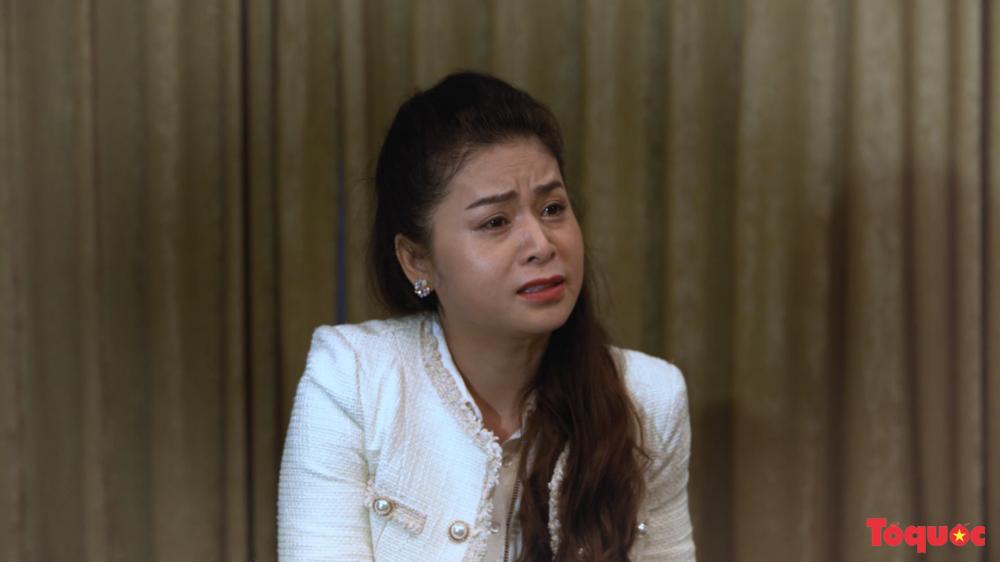 Bà Lê Hoàng Diệp Thảo: Tôi phải mạnh mẽ mới cứu được Trung Nguyên, cứu được anh Vũ-2