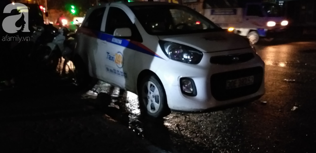 Danh tính đối tượng đâm nữ tài xế taxi gục tại ghế lái, nghi mâu thuẫn tình cảm ở Hà Nội-1