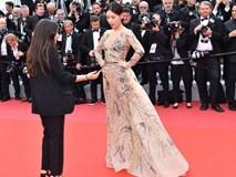 Bị đuổi khỏi thảm đỏ Cannes, cung nữ của Cao Quý Phi trong Diên Hi Công Lược vẫn chây lì tạo dáng