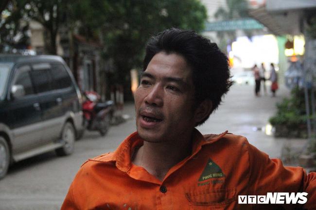 Cháy trường mầm non ở Hà Đông: Ông nội kể phút liều mình lao vào đám cháy giải cứu cháu nhỏ-2