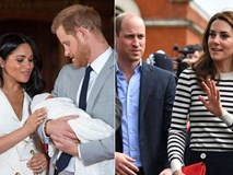 Cung điện hoàng gia chính thức lên tiếng về nghi vấn rạn nứt giữa hai cặp đôi hoàng gia khi vợ chồng Công nương Kate không đi thăm con trai mới sinh của Meghan