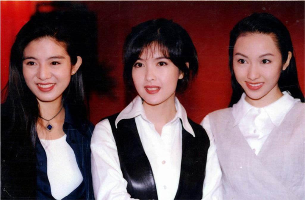 Châu Huệ Mẫn chia sẻ ảnh hiếm chụp cùng Trương Vệ Kiện, Châu Tinh Trì-2