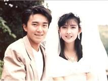 Châu Huệ Mẫn chia sẻ ảnh hiếm chụp cùng Trương Vệ Kiện, Châu Tinh Trì